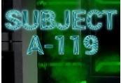 Subject A-119 Steam CD Key