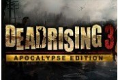 Dead Rising 3 Apocalypse Edition EU Steam CD Key