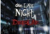 One Late Night: Deadline Steam CD Key