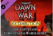 Warhammer 40,000: Dawn of War II: Retribution - Lord General Wargear DLC Steam CD Key