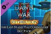 Warhammer 40,000: Dawn of War II: Retribution - Last Stand Tau Commander Steam CD Key