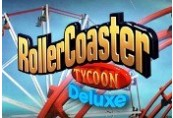RollerCoaster Tycoon Deluxe Steam CD Key