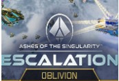 Ashes of the Singularity: Escalation - Oblivion DLC Steam CD Key