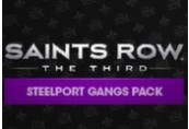 Saints Row: The Third - Steelport Gangs Pack DLC Steam CD Key