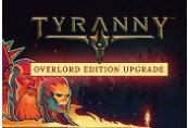 Tyranny - Overlord Edition Upgrade Pack DLC Steam CD Key