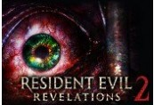 Resident Evil Revelations 2 EU Steam CD Key