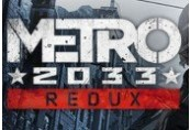 Metro 2033 Redux RU VPN Required Steam CD Key