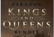 Paradox Kings and Queens Bundle Steam CD Key