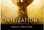 Sid Meier's Civilization VI Gold Edition RoW Steam CD Key