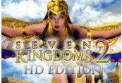 Seven Kingdoms 2 HD Steam CD Key