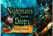 Nightmares from the Deep: Davy Jones Clé Steam