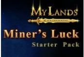 My Lands: Miner's Luck - Starter DLC Steam CD Key