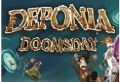 Deponia Doomsday Steam CD Key