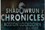 Shadowrun Chronicles: Boston Lockdown Steam CD Key