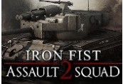 Men of War: Assault Squad 2 - Iron Fist DLC Steam CD Key