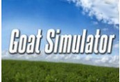 Goat Simulator EU Steam CD Key