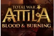 Total War: ATTILA - Blood and Burning DLC Steam CD Key
