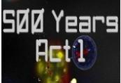 500 Years Act 1 Clé CD Steam