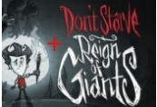Don't Starve + Reign of Giants DLC 2-Pack Steam Gift