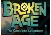 Broken Age EU Steam CD Key