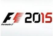 F1 2015 RU VPN Activated Steam CD Key