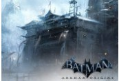 Batman: Arkham Origins - Initiation Steam CD Key
