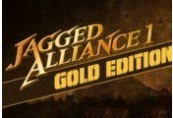 Jagged Alliance 1: Gold Edition Steam CD Key