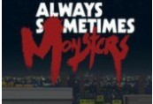 Always Sometimes Monsters RU VPN Required Steam Gift