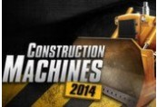 Construction Machines 2014 Steam Gift