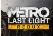 Metro Last Light Redux US Steam CD Key
