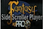 Axis Game Factory's AGFPRO Fantasy Side-Scroller Player DLC | Steam Key | Kinguin Brasil