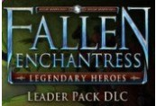 Fallen Enchantress: Legendary Heroes - Leader Pack DLC Steam CD Key