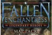 Fallen Enchantress: Legendary Heroes - Map Pack DLC Steam CD Key