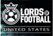 Lords of Football: United States DLC Steam CD Key