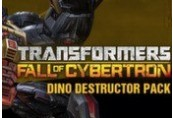 Transformers: Fall of Cybertron - DINOBOT Destructor Pack Steam CD Key