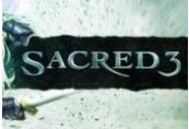 Sacred 3 RoW Steam CD Key