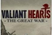 Valiant Hearts: The Great War NA PS4 CD Key