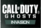 Call of Duty: Ghosts - Invasion RU VPN Required Steam CD Key
