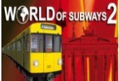 World of Subways 2 – Berlin Line 7 Steam CD Key