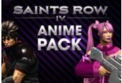 Saints Row IV - Anime Pack DLC Steam CD Key