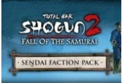 Total War Shogun 2: Fall of the Samurai - The Sendai Faction Pack DLC Steam Gift