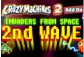 Crazy Machines 2 - Invaders from Space, 2nd Wave DLC Steam CD Key