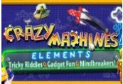 Crazy Machines Elements - Gadget Fun & Tricky Riddles DLC Steam CD Key