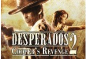 Desperados 2: Cooper's Revenge Steam CD Key