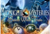 Midnight Mysteries 2 - Salem Witch Trials Steam CD Key