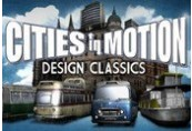 Cities in Motion - Design Classics DLC Steam CD Key