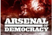 Arsenal of Democracy: A Hearts of Iron Game Steam CD Key