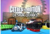 Cities in Motion - Design Quirks DLC Steam CD Key