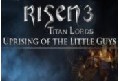 Risen 3 - Uprising of the Little Guys DLC Steam CD Key