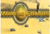 War on Folvos Steam CD Key